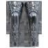 Gladiátor lábvért 2
